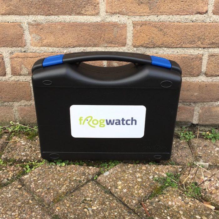 Standaard Frogwatch koffertje