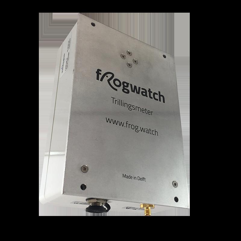 Frogwatch (onderkant)