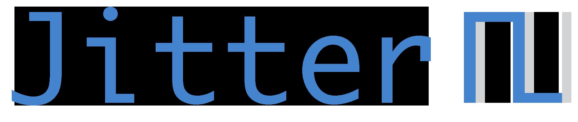 Jitter logo