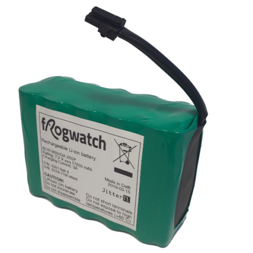 Frogwatch Battery Pack