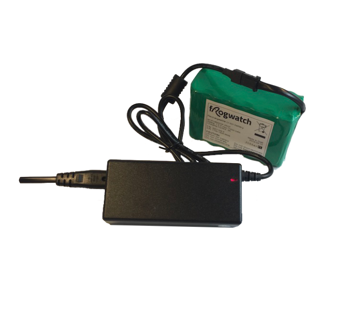 Frogwatch Li-ion oplader