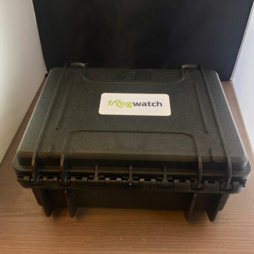 Frogwatch IP67-Koffer dicht